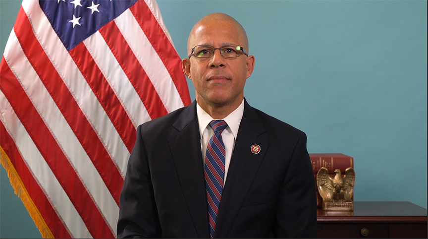 Rep. Brown discusses House Democrats' support for our troops