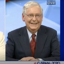 When Senator McConnell was asked in the debate why he was not willing to support coronavirus relief legislation, he laughed and continued to laugh.  Clearly, neither Mitch McConnell nor President Trump took this pandemic seriously.