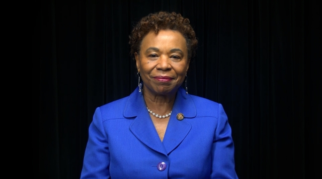 Image of Congresswoman Barbara Lee