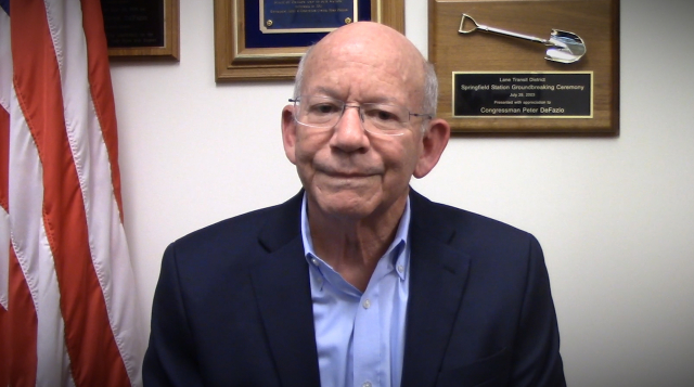 Chairman Peter DeFazio